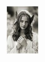 THE YOUNG TITANIA by africanimages
