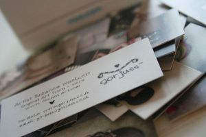 My Business Cards  MOO 01 by gorjuss