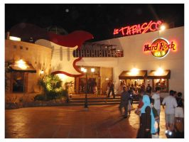 Hard Rock SHarm El Shiekh by mitch2004