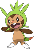 Chespin by Pablo Acosta by Tzblacktd