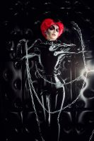 Asylum for Red Queen IV by Violet-Spider