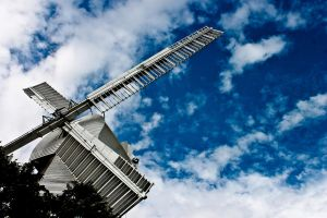 Windmill, windmill for the land. by JadeGreenbrooke