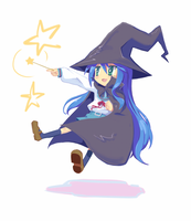 Wizard Otaku by airana