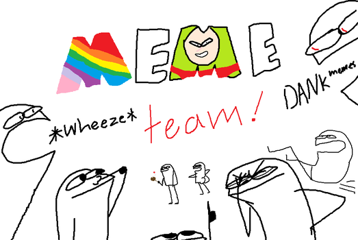 Meme Team base by coolcat17786