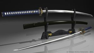 Katana 3D render by ThoRCX