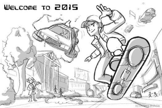 Welcome to 2015!!! by kolidescope