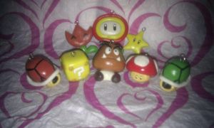 Mario charm set by NocturnalRaven
