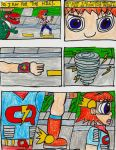 DU Challenge-A Speedster's Fear Page 2 by Urvy1A