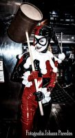 Miss Harley Quinn by LeanAndJess