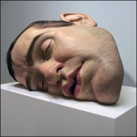 Ron Mueck's Solo Exhibition by SUDOR