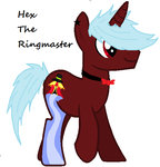 Hex the Ringmaster by BeautifulHorrors