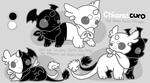 :Chiaroscuro Reference Sheet: by PrePAWSterous