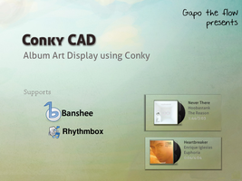 Conky CAD by gapotheflow