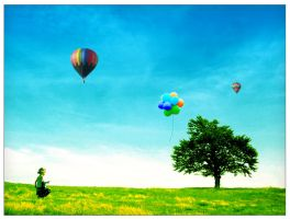 Baloons by hellbanger