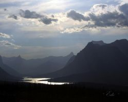 Glacier National Park by 1001G