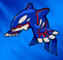 CG Kyogre by Nash-The-Mutt