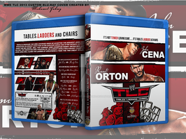 WWE TLC 2013 Blu-ray Cover by Mohamed-Fahmy