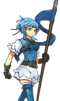 Shanna by gambittrip