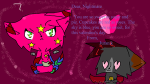 Old V Day Picture by Emberdahkitteh