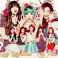 Pack png 217 Girls' Generation png by MichelyResources