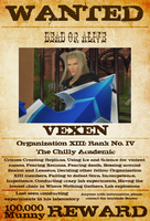 Wanted: Vexen by gttorres