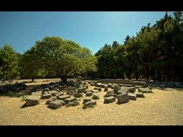 The Asclepeion Tree by Beezqp