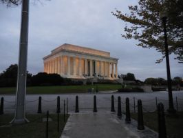 Lincoln Memorial 4 by Sorceress2000