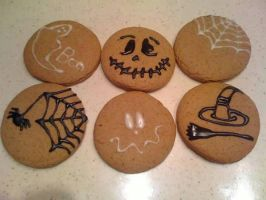 halloween cookies 1 by snaplilly
