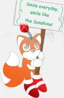 Tails Doll gives an advice... by DarkCream