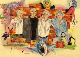 Pink Floyd Tribute by lilie1111