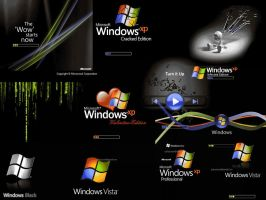 Bootscreens for windows xp by potasiyam
