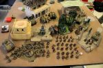 Alliances 3, Vokes Nomads army by Master-of-Onion