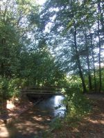 Bridge in Park by The-Insignificant
