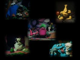 Trap Door wallpaper by Rahball