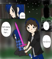 Short ImmortalHD Comic by xLightSorax
