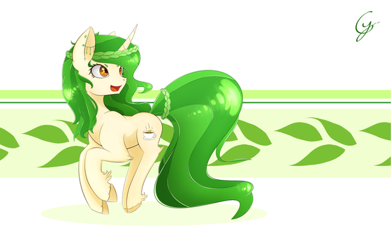 Cassia by Laptop-pone