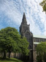 Glasgow Cathedral by Eldr-Fire
