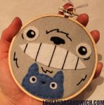 My Neighbor Totoro by loveandasandwich