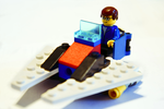 NEX 5 test shot: Lego Cousin by Davidwoodfx