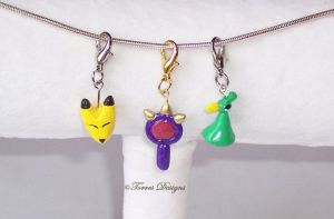 Keaton Mask Lens of Truth Minish Cap Charms ZELDA by TorresDesigns