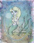 Mermaid-2 by juiceinthedark