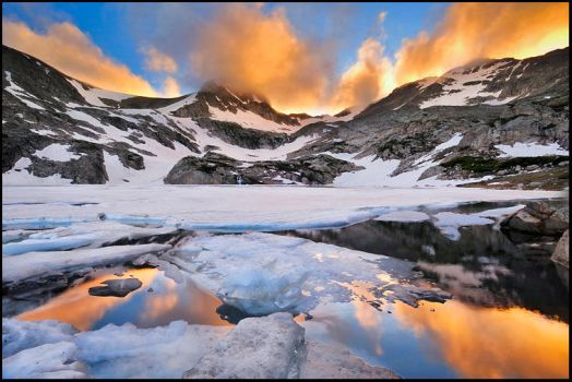 Fire and Ice by joerossbach