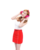 Taeyeon png render by lisababier