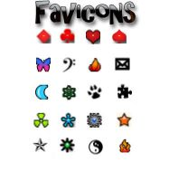 Favicon Collection by Billy-Belynda