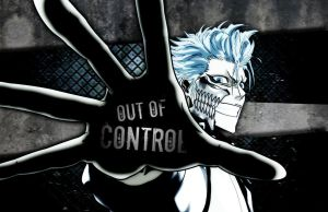 Grimmjow by CaptainLaser