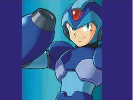 Megaman X by dick132005