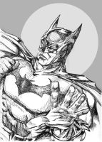Batman by Axistrizero by axis000