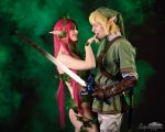 Welcome, Link... by biancabellalove