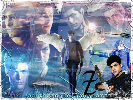Angelic Power Alec by JadeTheAngle777