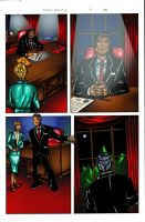 pages  by   ultimate comics  2 by joseisai